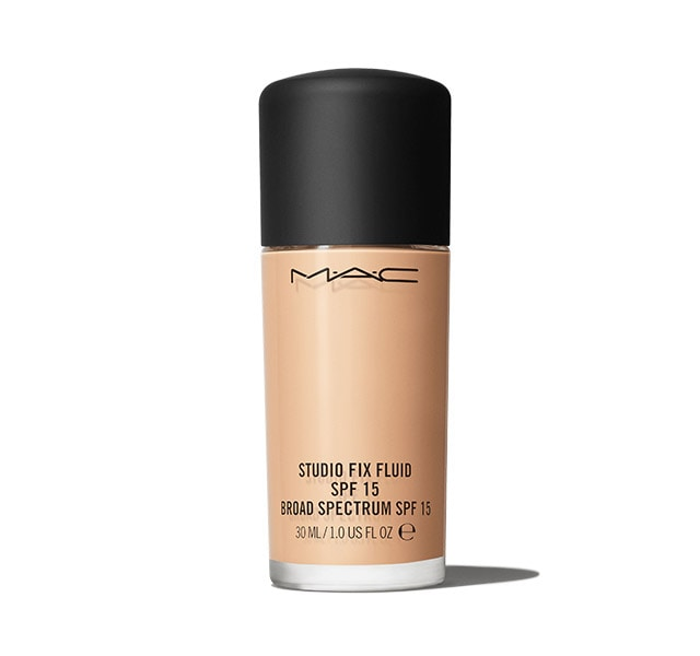 studio fix fluid mac spf 15
